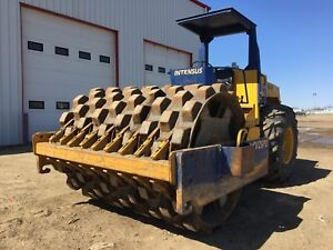 """Intensus CV25PD 84"""" Padfoot Vibratory Compactor for Sale"""