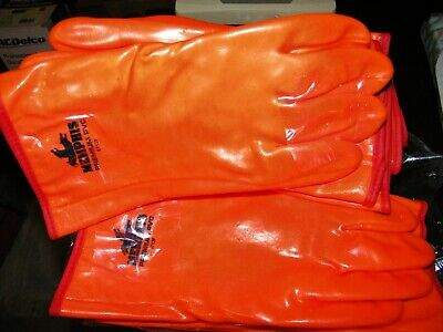 """Ansell AciTek 49-252 Rubber Latex Cleanroom Gloves 14/"""" Size 7 Small 72 Pair"""