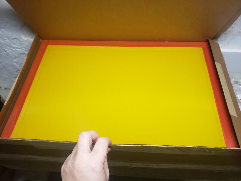 Aluminum Screen Printing Frames 4 pack 25 x 36 w/ 230 Mesh Brand New