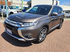 2017 Mitsubishi Outlander LS (4x4) South Burnie Burnie Area Preview