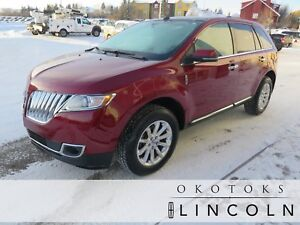 2014 Lincoln MKX 3.7l v6 Duratec, navigation, heated and cool...