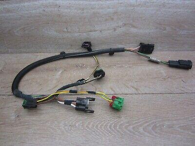 Cable Loom Fan Fan Cooler 9650510880 Peugeot 307 Sw 3RFN Bj.03