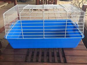 Rabbit/Guinea Pig/Rat cage hutch + accessories Sunbury Hume Area Preview