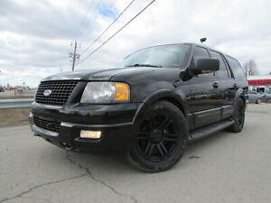 2006 Ford Expedition Limited V8 5.4L 4X4 A/C CUIR TOIT OUVRANT!!
