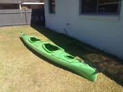 Double plastic sea kayak Tuncurry Great Lakes Area Preview