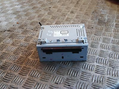 FORD FIESTA MK8 RADIO / CD PLAYER HEAD UNIT AM5T-18C815-PG 2008-2015