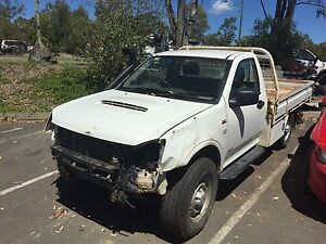DAMAGED: 2007 Holden Rodeo Turbo diesel 4X4 Manual Nerang Gold Coast West Preview