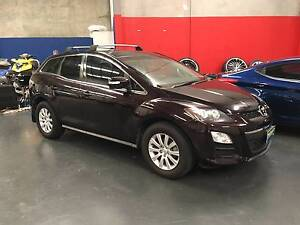 MAZDA CX-7 2010 CLASSIC SPORTS Wagon FAST FINANCE OR RENT TO OWN Arundel Gold Coast City Preview