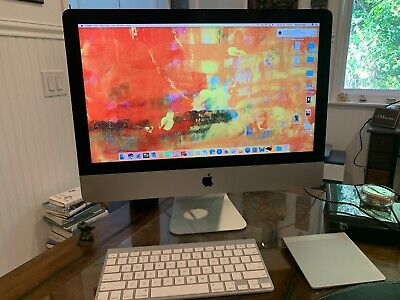 Apple iMac A1418 MD093LL/A 21.5in. Desktop - INCLUDES KEYBOARD & TRACK PAD