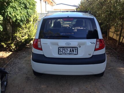2011 Hyundai Getz in fabulous condition