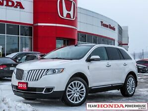 2015 Lincoln MKX Base - *NAVI BLUETOOTH ACCIDENT FREE HEATED SEATS*