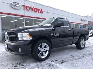 2015 Ram 1500 Reg Cab, 4x2, Hemi, Trade In, 20' Chrome Wheels