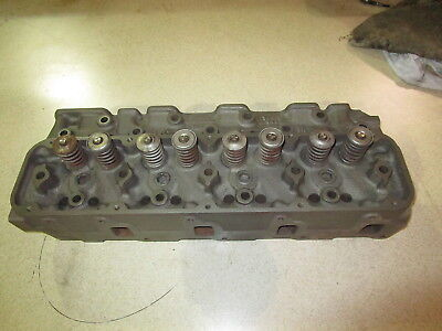 Ford 256 Cylinder Head Recon Diesel Engine C5ne6090e 268 5000 5610 6610 Tractor
