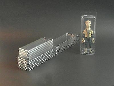 STAR WARS BLISTER CASE - 10 Action Figure Protective Clamshell - SMALL GI Joe
