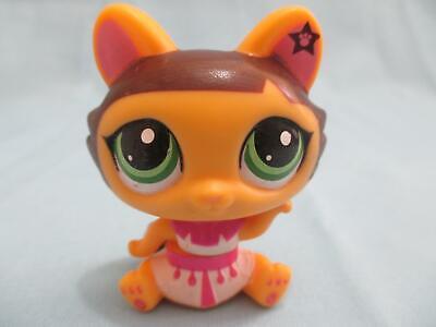 LITTLEST PET SHOP Walkables Dancing Cat 2718 Batteries included Authentic