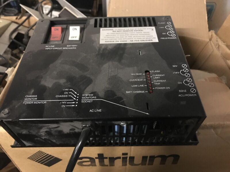 Rauland Borg NCS2040 Responder III Power Supply Manufacturer Refurbished