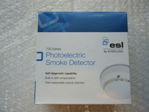 Interlogix Photoelectric Smoke Detector 741UT