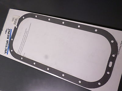 1968 Volvo 145 Engine - Victor OS30067 Oil Pan Gasket for Volvo 1.8 2.0 2.1 2.3