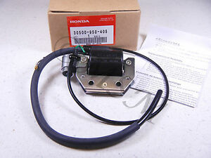 72-73 HONDA XL250 MOTOSPORT 250 NEW OEM GENUINE ORIGINAL IGNITION COIL 950