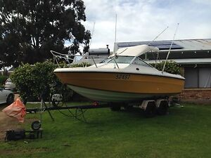 Mustang boat for sale Mount Barker Plantagenet Area Preview