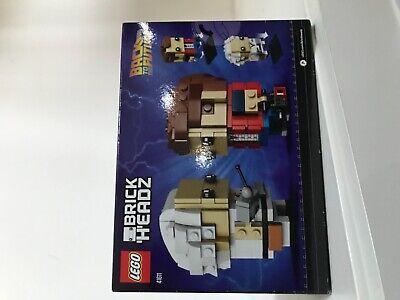 Lego 41611 neu  marty und doc brown (Marty Und Doc)