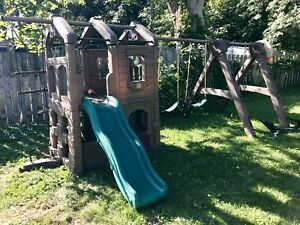 Kids Play Structure - FREE!