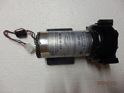 Aquatec DDP 550 reliable pump  110V  and 12- 24 Volt  new, 3,5 GPM,   50 PSI