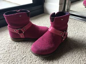 Pink Suede Boots Lyneham North Canberra Preview