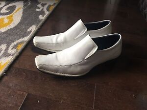 Chaussures blanc Aldo shoes white - size 8