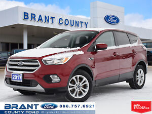 2017 Ford Escape SE - **MANAGER'S SPECIAL**