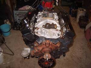 CHEV 350 ENGINE SWAP FOR HOLDEN 308+4 SPEED Kippa-ring Redcliffe Area Preview