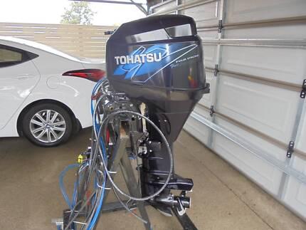 TOHATSU  4 STROKE 30 HP OUTBOARD MOTOR