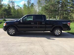 2009 F150 SuperCrew 4x4