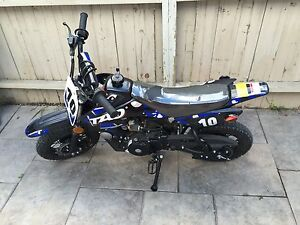 Brand new motorcycle