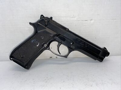 """Black Practice Training Gun Polypropylene Glock Rubber Plastic 17 9/"""""""