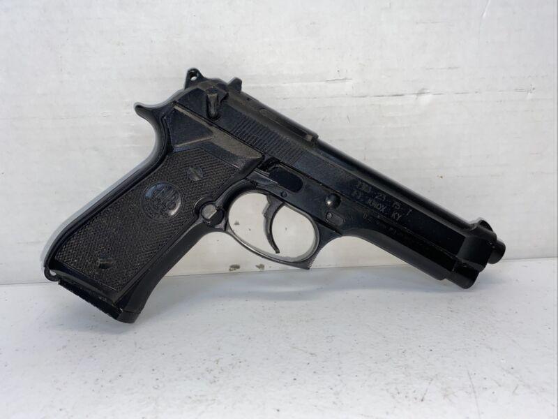 Military Beretta 9mm Practice Training Gun Rubber Polypropylene - From Ft. Knox