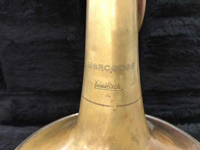 Mercedes Bach Mellophone SN: 35035