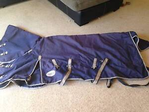 Horse rug, Combo with fill, Navy Blue Medowie Port Stephens Area Preview