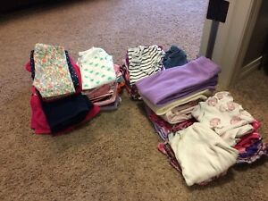 Lot of girls clothes, size 4-5T
