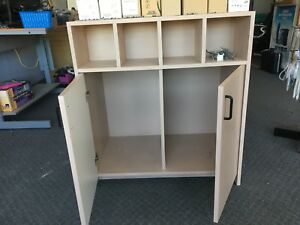 Storage cabinet with no counter top