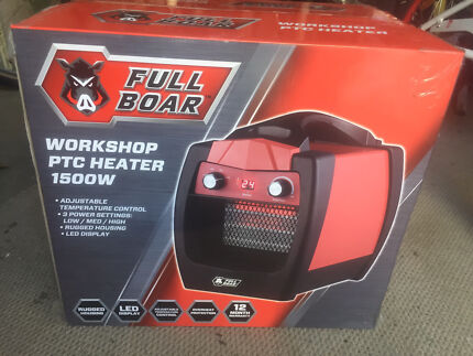 Wanted: Full Boar Heater for workshop tradie industrial or commercial