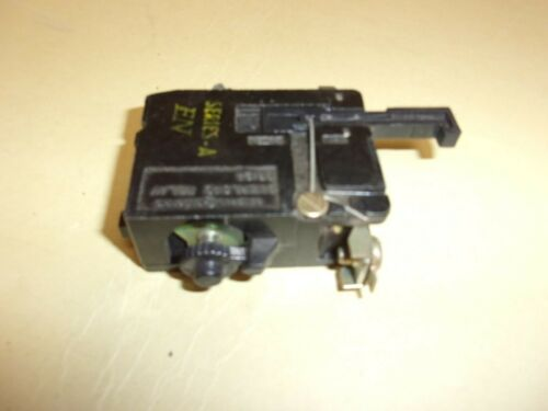 General Electric Overload Relay CR124