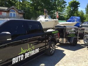 Andy's Auto Detailing, Professional Marine Services