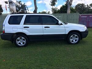 Subaru Forester X AWD SUV Automatic 2006 Bayview Heights Cairns City Preview