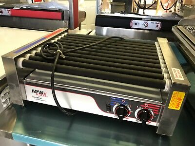 Apw Hrs-31 Hot Dog Roller