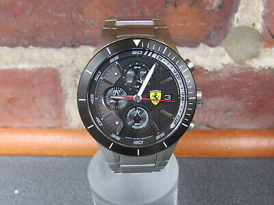 Scuderia Ferrari 0830263 Gents Bracelet Watch