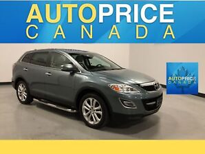 2011 Mazda CX-9 GT 7PASS GT PANOROOF LEATHER