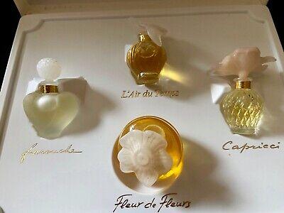 Nina Ricci- Mini Flacon Set