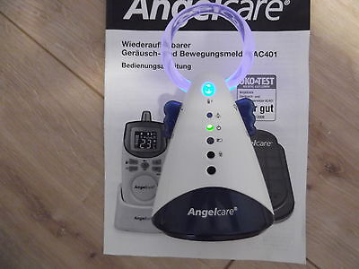 Angelcare AC401 - funktionierender Sender mit Nachtlichtfunktion als Ersatz