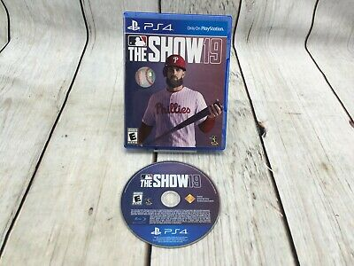 MLB The Show 19 (Playstation PS4) Mlb The Show